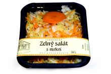 Zelný salát s mrkví 200g